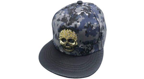 کلاه اسکلت دار