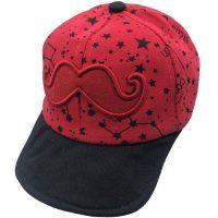 کلاه پسرانه طرح سیبیل