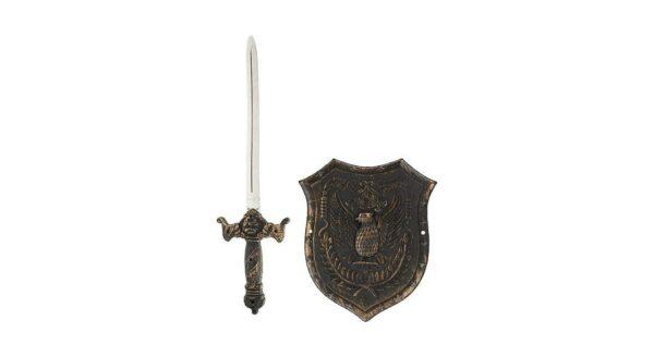 ست شمشیر وسپر
