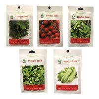 بذر سبزیجات آذر سبزینه بسته 5 عددی