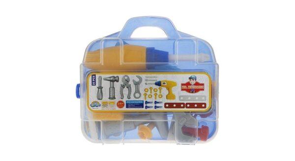 ست اسباب بازی ابزار مکانیکی