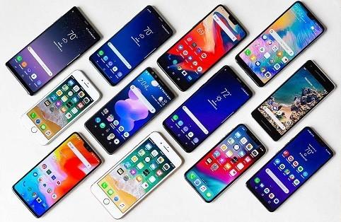 بازار گوشیهای هوشمند با بزرگترین کاهش فروش مواجه شد
