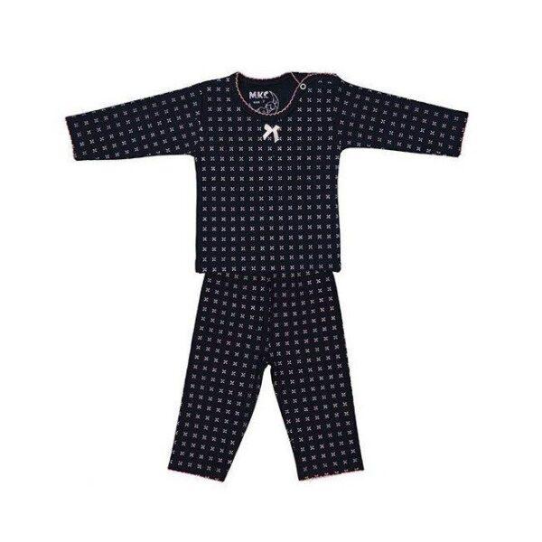 ست تی شرت و شلوار نوزادی دخترانه کد 3