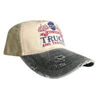 کلاه کپ مردانه مدل FR1