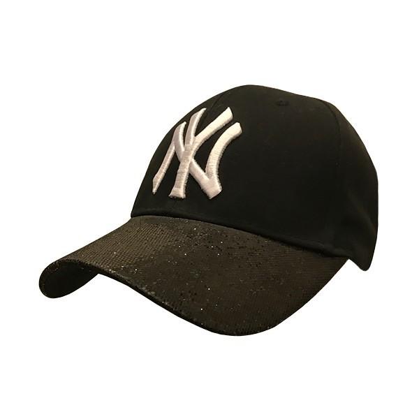 کلاه کپ زنانه طرح NY4