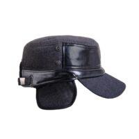 کلاه کپ مردانه گوشی دار مدل 2