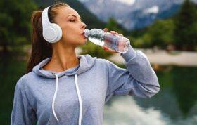 آب روزانه مورد نیاز بدن